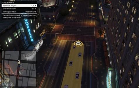 Creador pantallas GTA