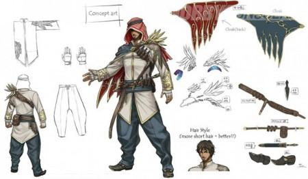 Luchador árabe Tekken 7
