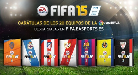 Personalizar FIFA 15