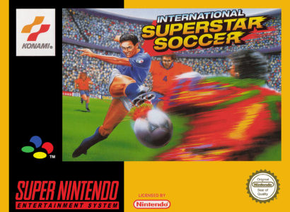 International Super Star Soccer classic