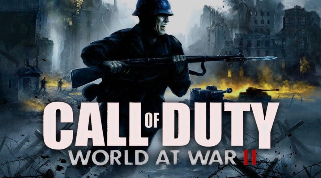 CoD World at War II