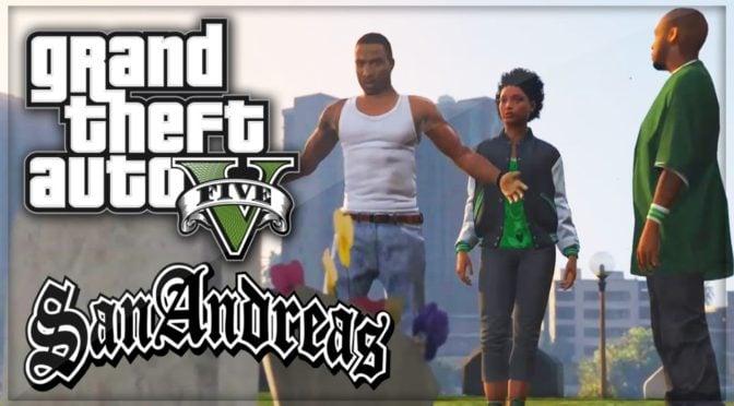 Los mejores trucos de GTA San Andreas 5 para PS4